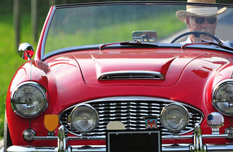 Indiana Classic Car insurance coverage